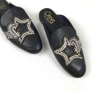 Sam Edelman Pelham Star embellished mules